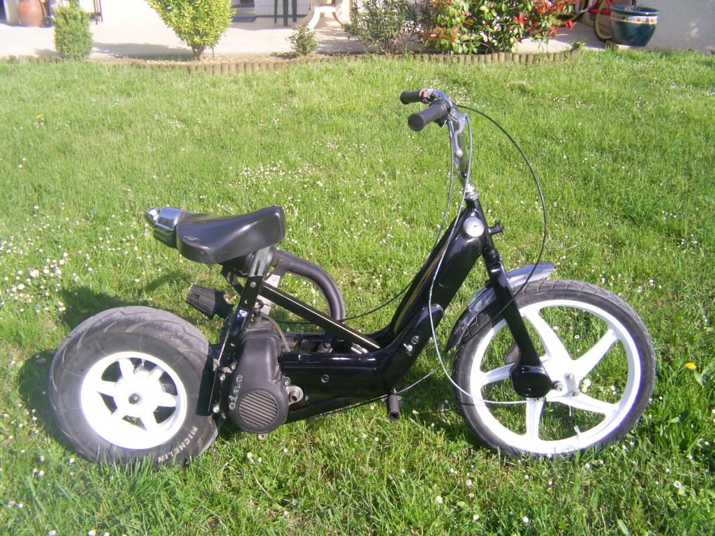 ciao avec moteur scooter