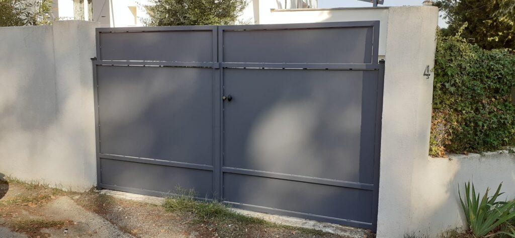 modification portail