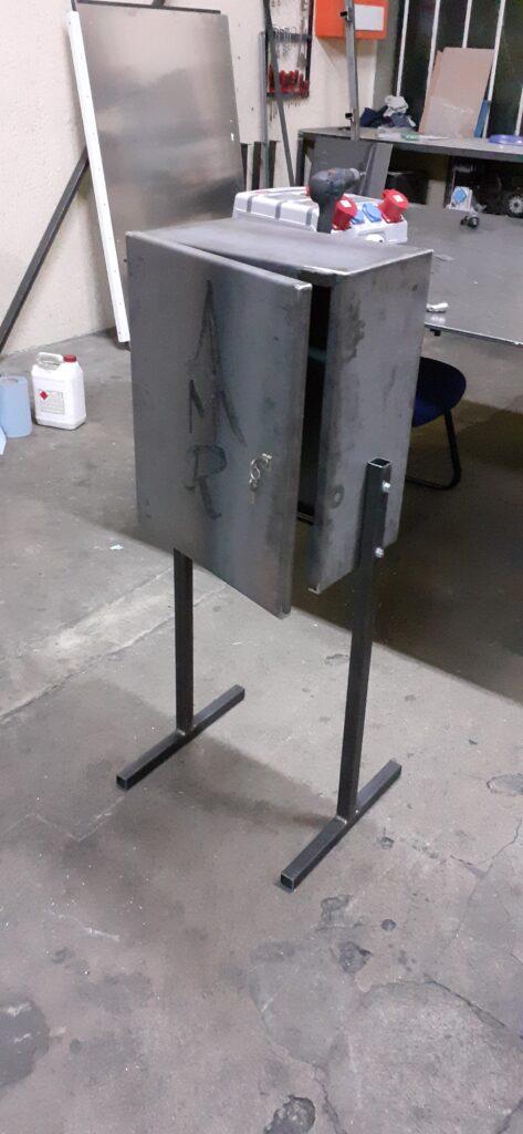 boitier electrique de chantier