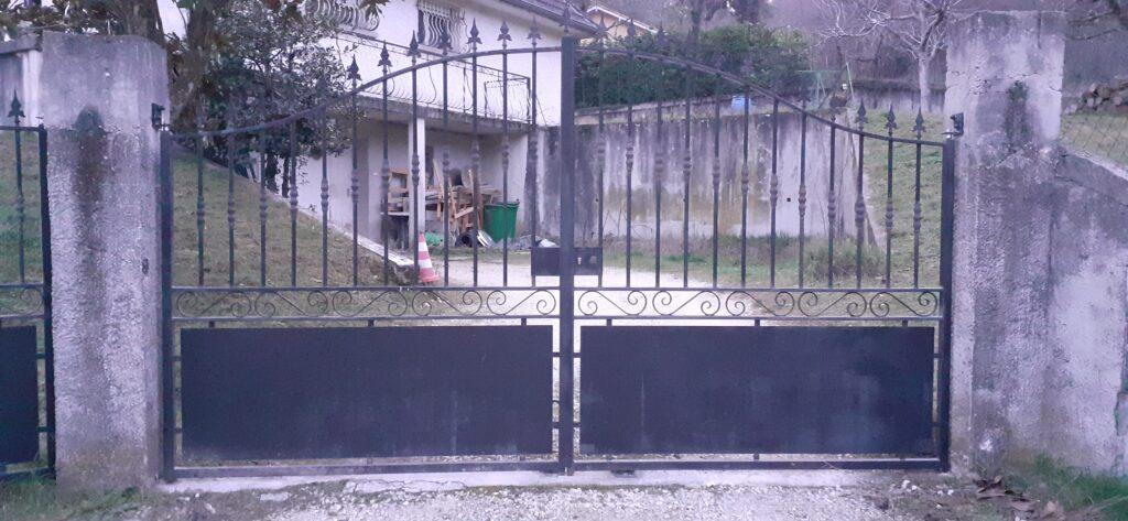 réparation portail